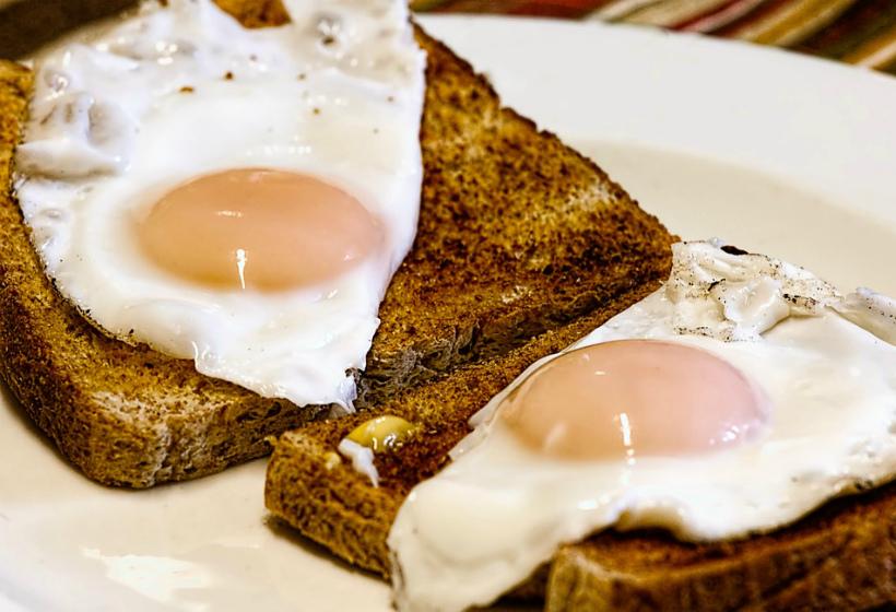 Россияне едят слишком много яиц
