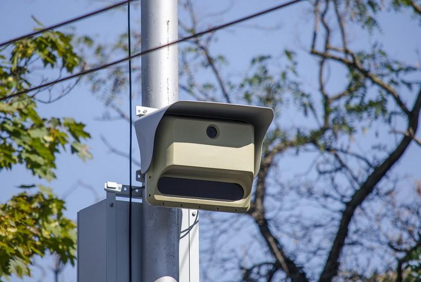 В России вырастет количество камер на дорогах