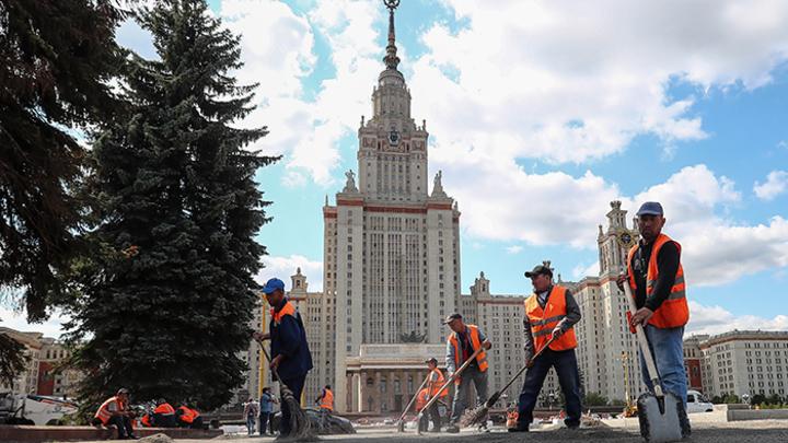 Каждый 12-й житель России - мигрант . С учётом нелегалов - их в два раза больше !