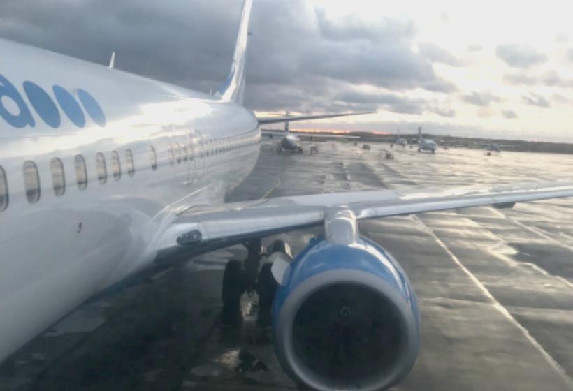 Личный опыт полета на «Победе»