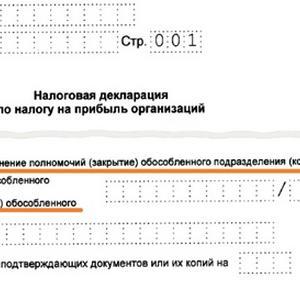 С отчетности за 2019 год применяется новая форма декларации по налогу на прибыль