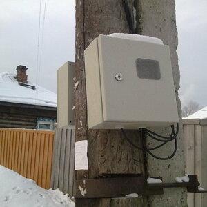 Что делать если, энергетики требуют выноса счетчика на фасад дома или на столб?