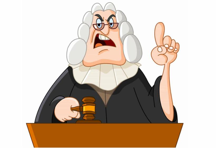 Куда и как подать жалобу на судью