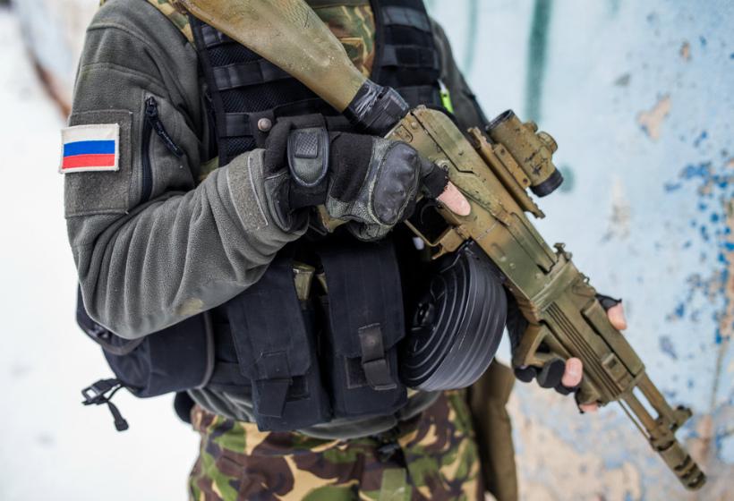 В Забайкалье солдат застрелил восьмерых сослуживцев