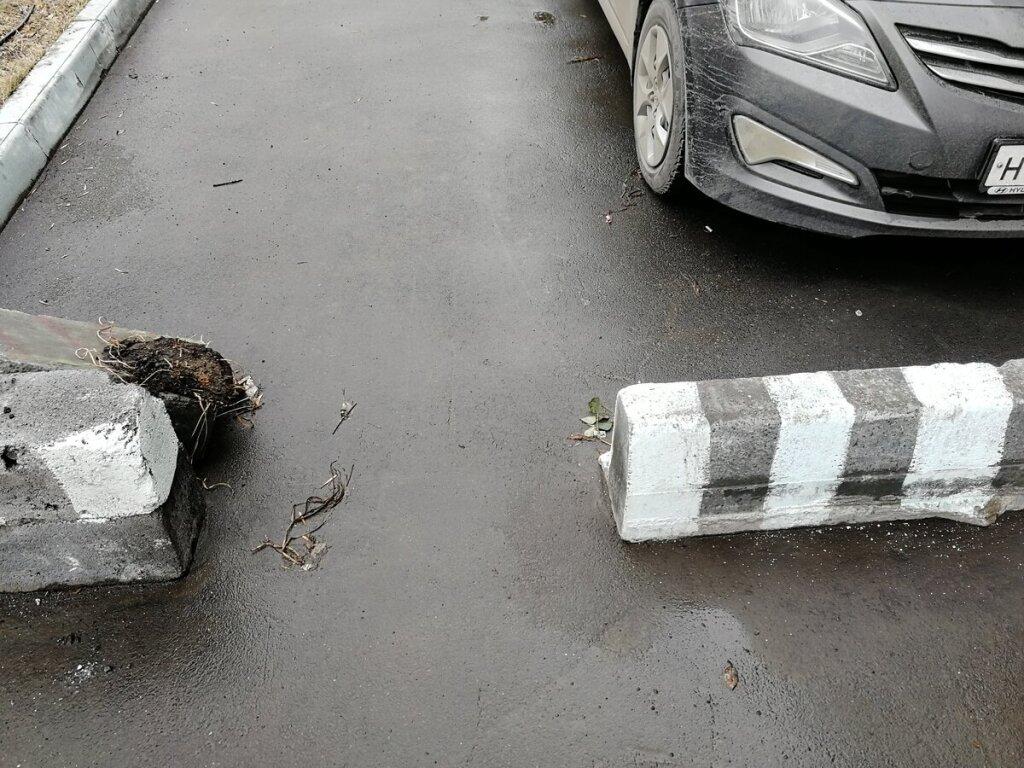 Лишили права ставить машину во дворе. Что можно потребовать
