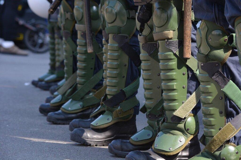 Военные остались без носков