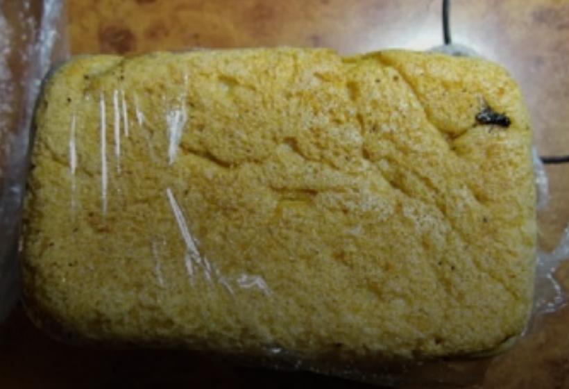 Россиянка пожаловалась на купленный хлеб с мухой