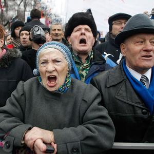 Как пенсионеры противостоят чиновникам из соцзащиты