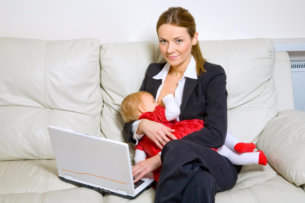 За подработку в декрете лишат пособия на ребенка?