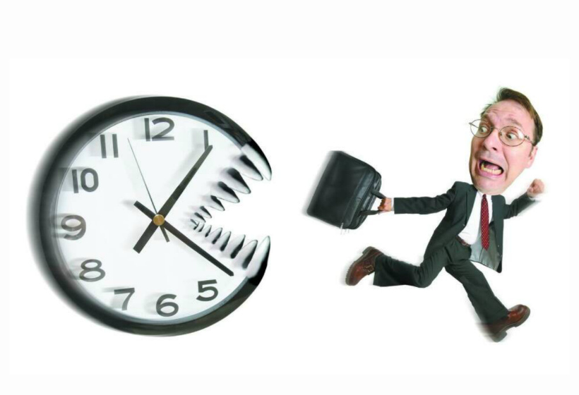 Наказание работника за опоздание