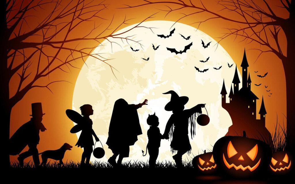 Хэллоуин по закону