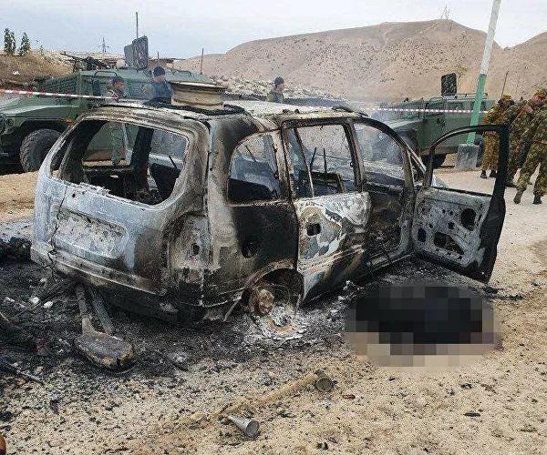 🇹🇯 Отзвук гражданской войны. Версии атаки на таджикскую погранзаставу