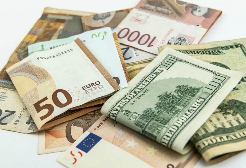ЦБ повысил курс доллара и евро на 8 ноября