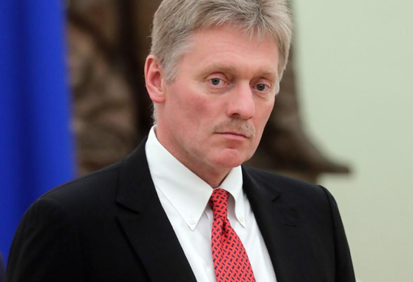 Песков ответил на вопрос, можно ли оштрафовать Путина