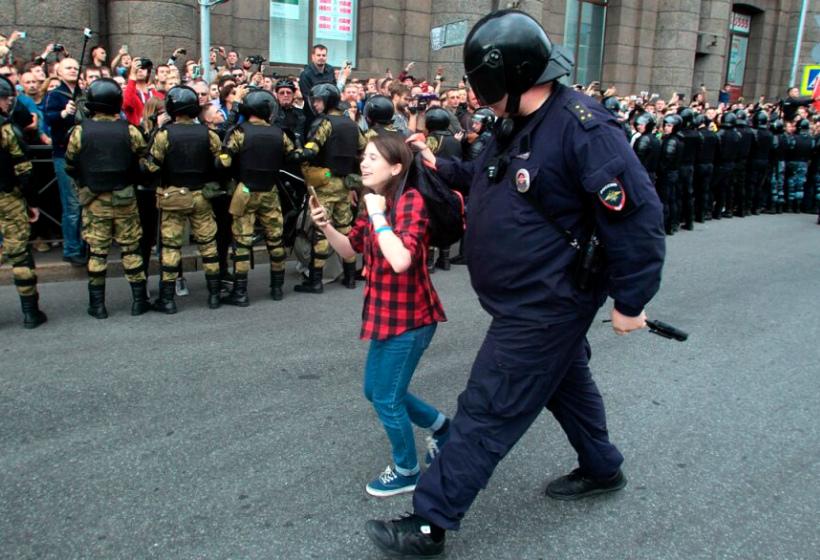 Как себя вести при задержании полицией?