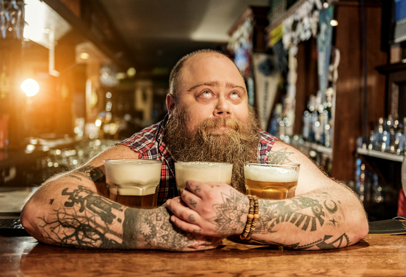 Пиво в России могут сделать крепче