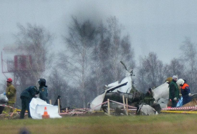 Названа причина крушения самолета Boeing в Казани в 2013 году