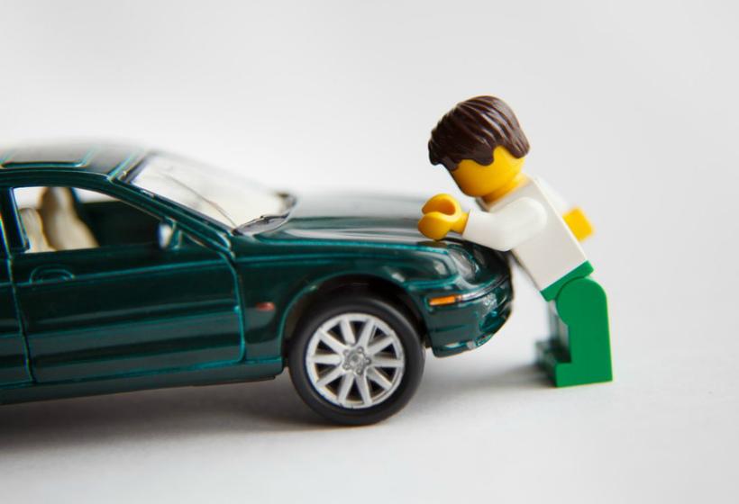 Как нужно действовать, если вас сбил автомобиль