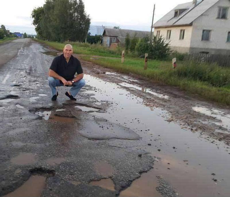 Что в России страшнее – дураки или дороги?