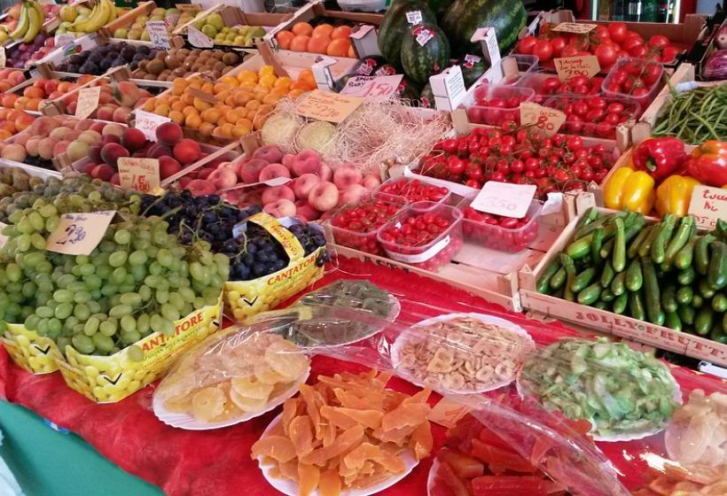 Италия. Как там с просроченными продуктами