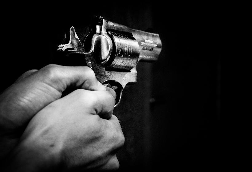Сотрудник ГИБДД застрелил напавшего на патруль мужчину