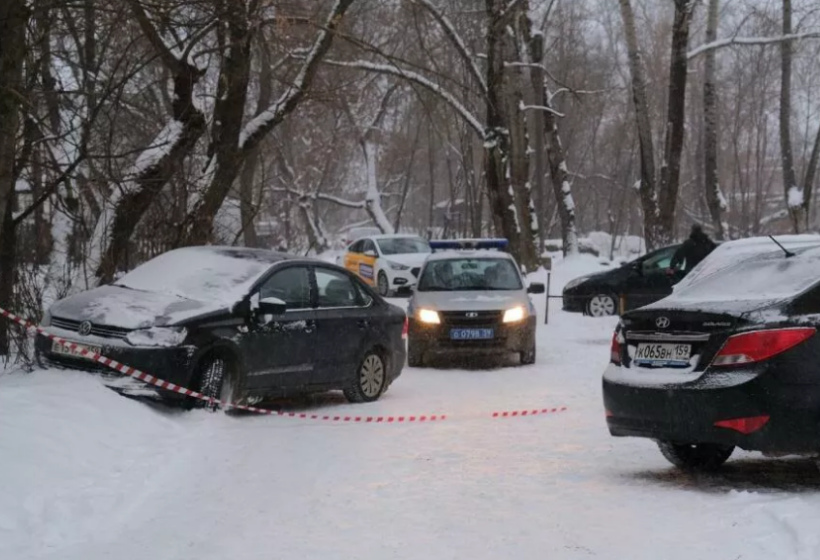Россиянин открыл стрельбу по прохожим: есть жертвы
