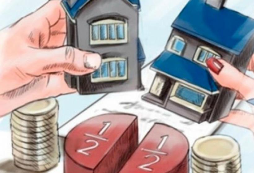 Как поделить квартиру, находящуюся в ипотеке?