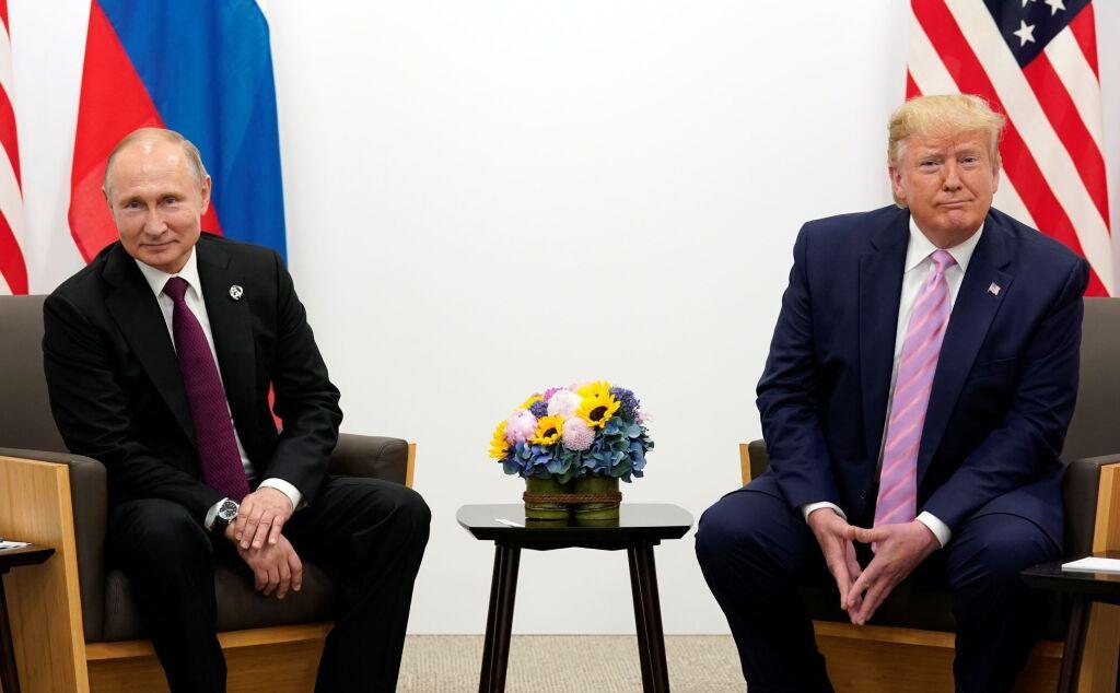 Трамп соревнуется с Путиным в ... Зоогуманизме !