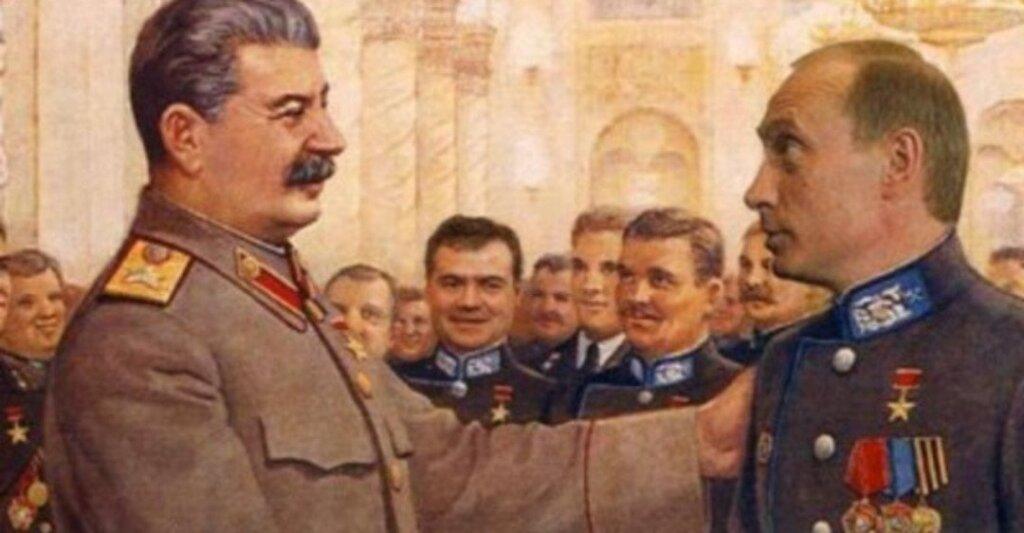 Возвращение Советского Союза. (Фантастика)