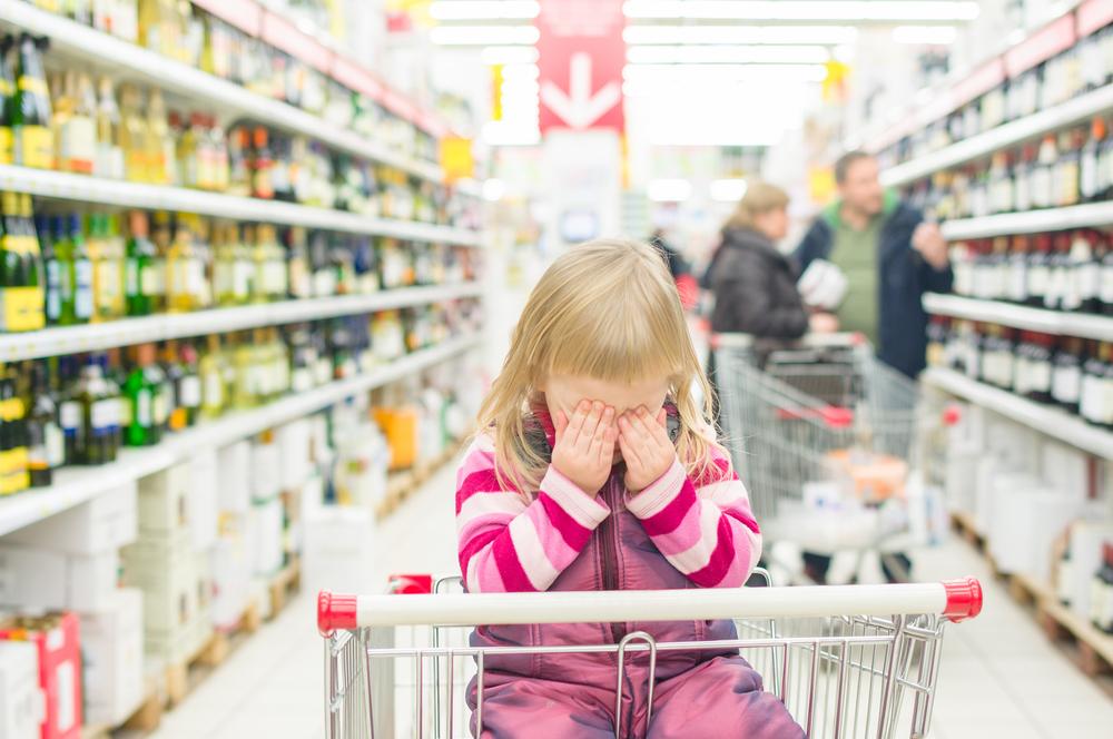 Можно ли есть в магазине еще не оплаченный товар?