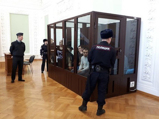 Как защищали приговоренных за теракт в петербургском метро