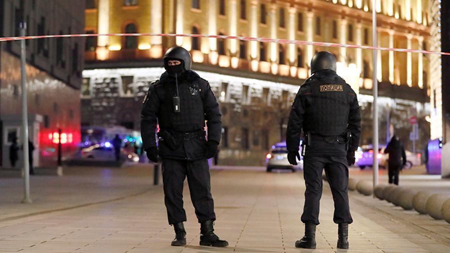 Подробности нападения на сотрудников ФСБ у здания на Лубянке