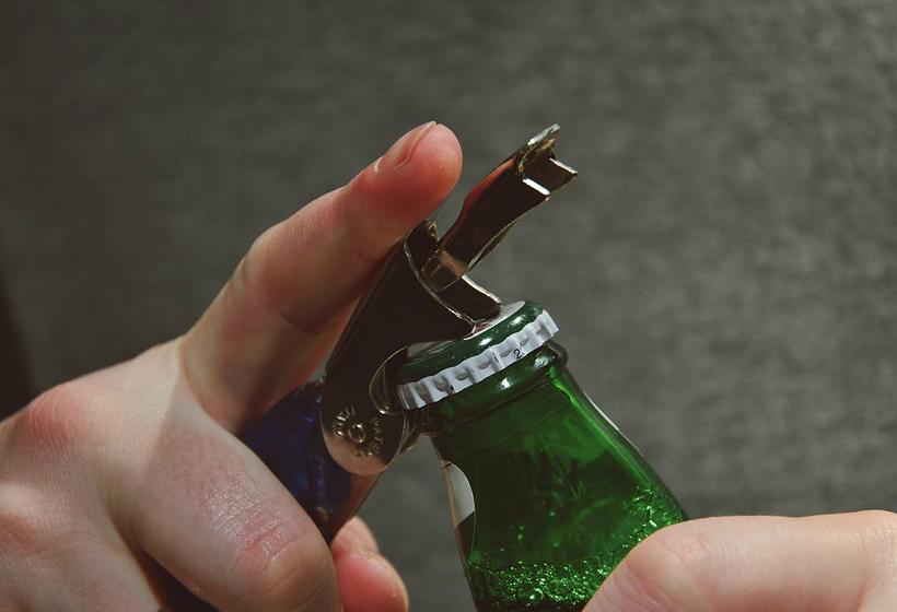 Как меня дважды поймали на улице с пивом. Но не оштрафовали