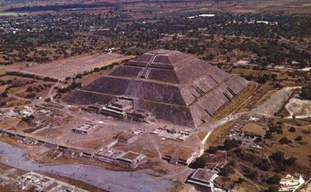 Китай скрывает свои древние пирамиды. Почему?