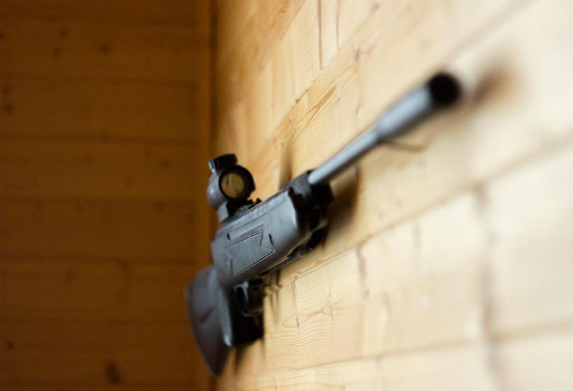 Пятилетний ребенок случайно застрелил отца