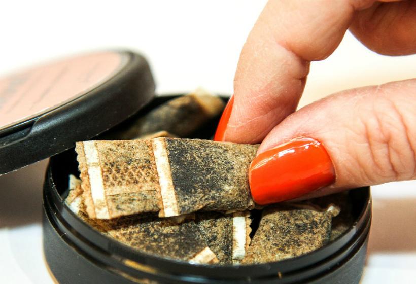 В России приняли ГОСТ для жевательного табака