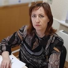 Начальник юридического отдела Колесник Эльвира Викторовна, г. Санкт-Петербург