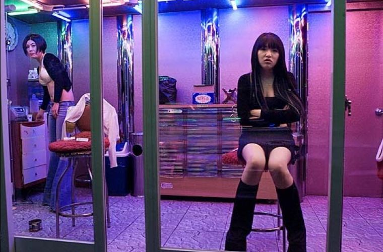Проститутки южной корея индивидуалки самарканда