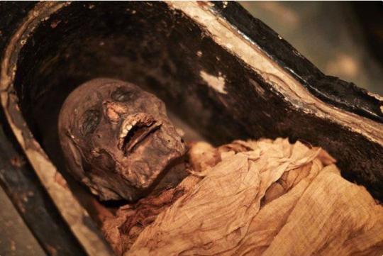 Учёные воссоздали голос египетской мумии.