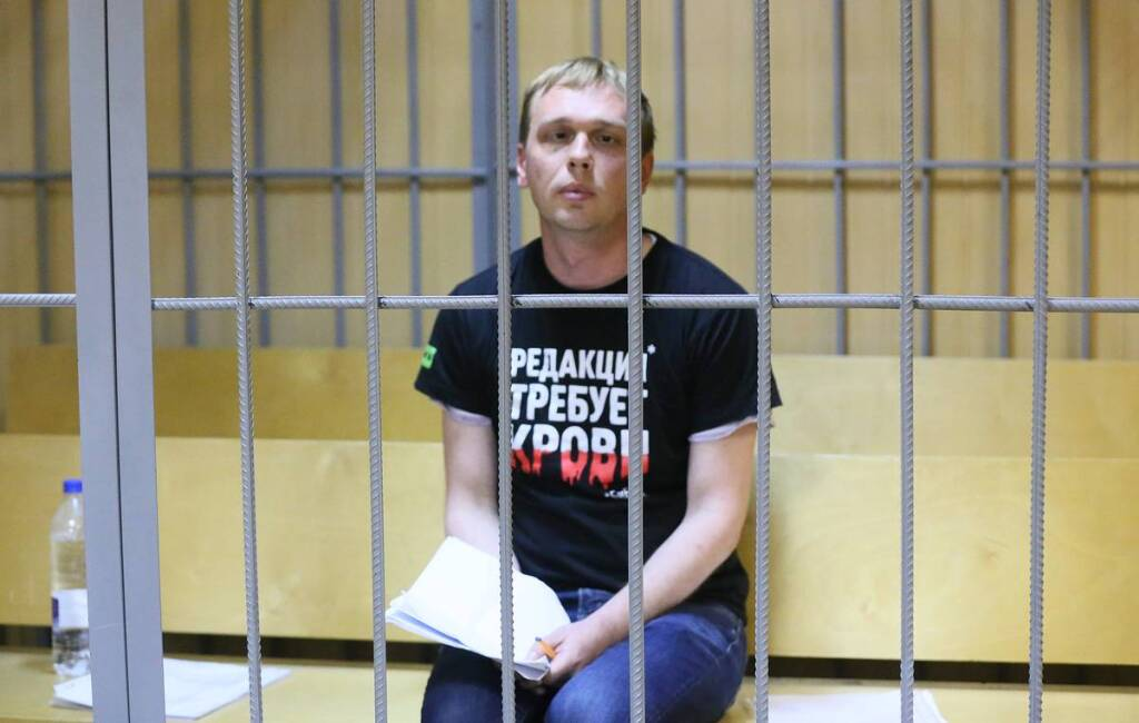 Дело Голунова(Россия на ручном управлении - пока ВВП не вмешался...)
