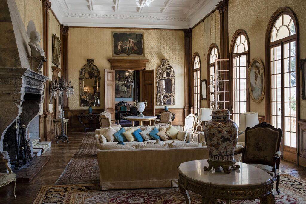 Украинский бизнесмен Ринат Ахметов купил бывшую виллу короля Бельгии Леопольда II на Лазурном Берегу