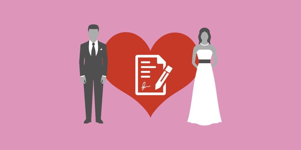 Что написать в брачном договоре?