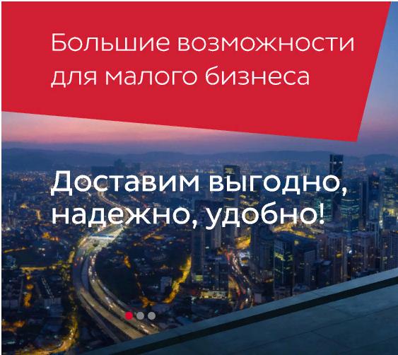 Экспресс доставка DPD Россия.