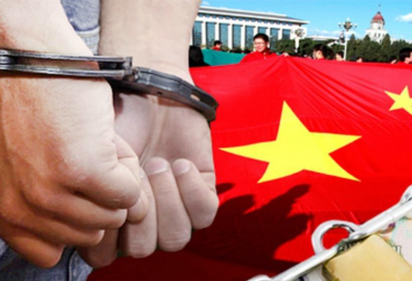 Китайский Дракон на страже! Может и нам пора брать пример с Китая?