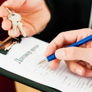 Может ли муж сдать в аренду имущество жены?