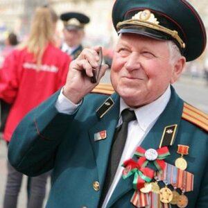 Каждый ветеран ВОВ получит бесплатный мобильный телефон