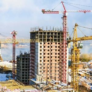 Регионы-лидеры по строительству жилья