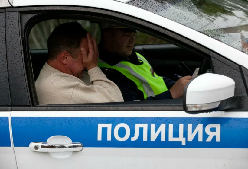 С новым КоАП половина водителей, возможно, останется без прав