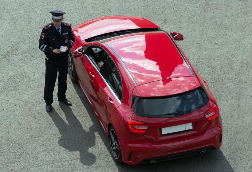 В Москве задержали водителя, который нарушил ПДД более 2 тыс. раз