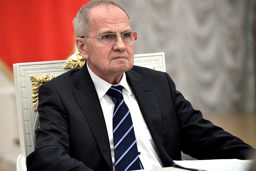У главы Конституционного суда РФ нашлась недвижимость стоимостью 220 млн рублей